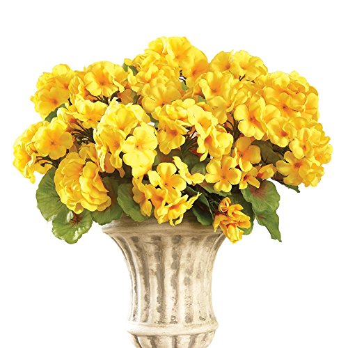 artificial flowers for outdoors - 5