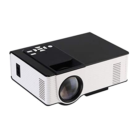 WF Proyector De Cine En Casa Full HD, Portable 1500 Lumens LCD 800 ...