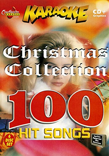 Chartbuster ESP462 Pack CBESP462 Christmas Karaoke ()