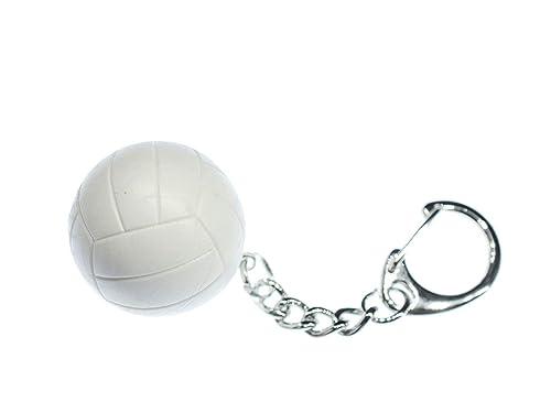 miniblings Voleibol llaveros Remolque Bola Bola Deporte ...