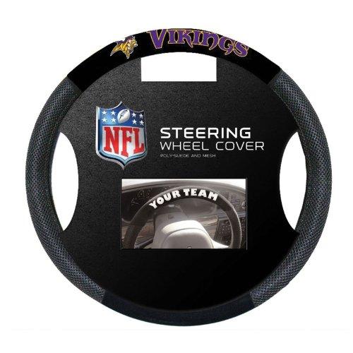 nascar steering wheel cover - 3