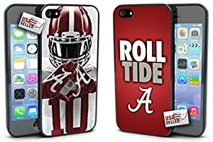 Alabama Crimson Tide Roll Tide Hard Case TWO PACK For Ipod Touch 5 Case Cover