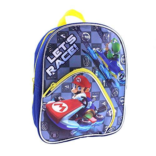 Nintendo Preschool Backpack Toddler Featuring