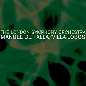 Amazon.com: Manuel De Falla/ Villa-Lobos: The London Symphony