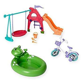 Happy Together Doll Backyard Fun Playset by Toys R Us