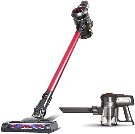 TOOSD vacuum cleaner Aspiradora inalámbrica Stick Aspirador inalámbrico aspiradora hogar portátil aspiradora Putt Vertical Colgante de Pared Carga 22.2 V/2200Mah: Amazon.es: Hogar