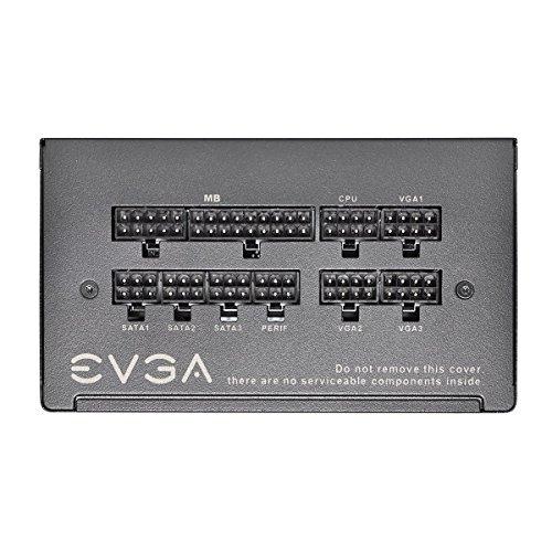 EVGA 850 B3, 80+ BRONZE 850W, Fully Modular, EVGA ECO Mode, 5 Year Warranty, Compact 160mm Size, Power Supply 220-B3-0850-V1 by EVGA (Image #2)