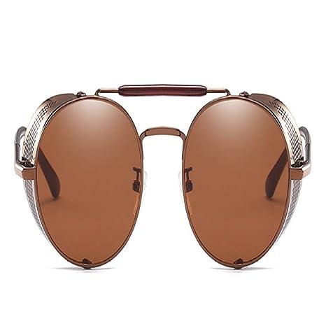 Yangjing-hl Gafas de Sol Hombres Mujeres Diseñador de la ...