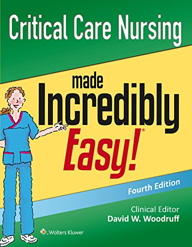 critical care nursing made incredibly easy incredibly easy series - What Makes A Good Icu Nurse