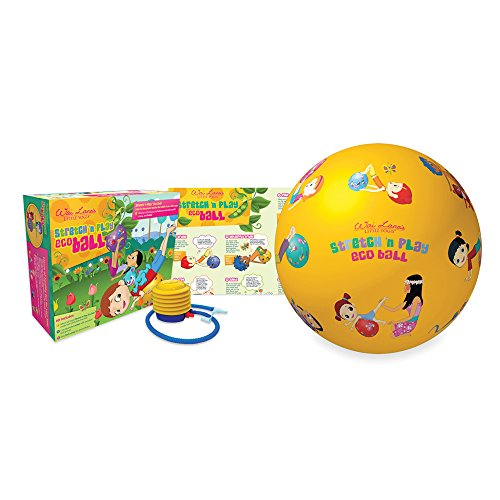 Wai Lana's Little Yogis: Stretch n Play Eco Ball (Play Fitness Ball)