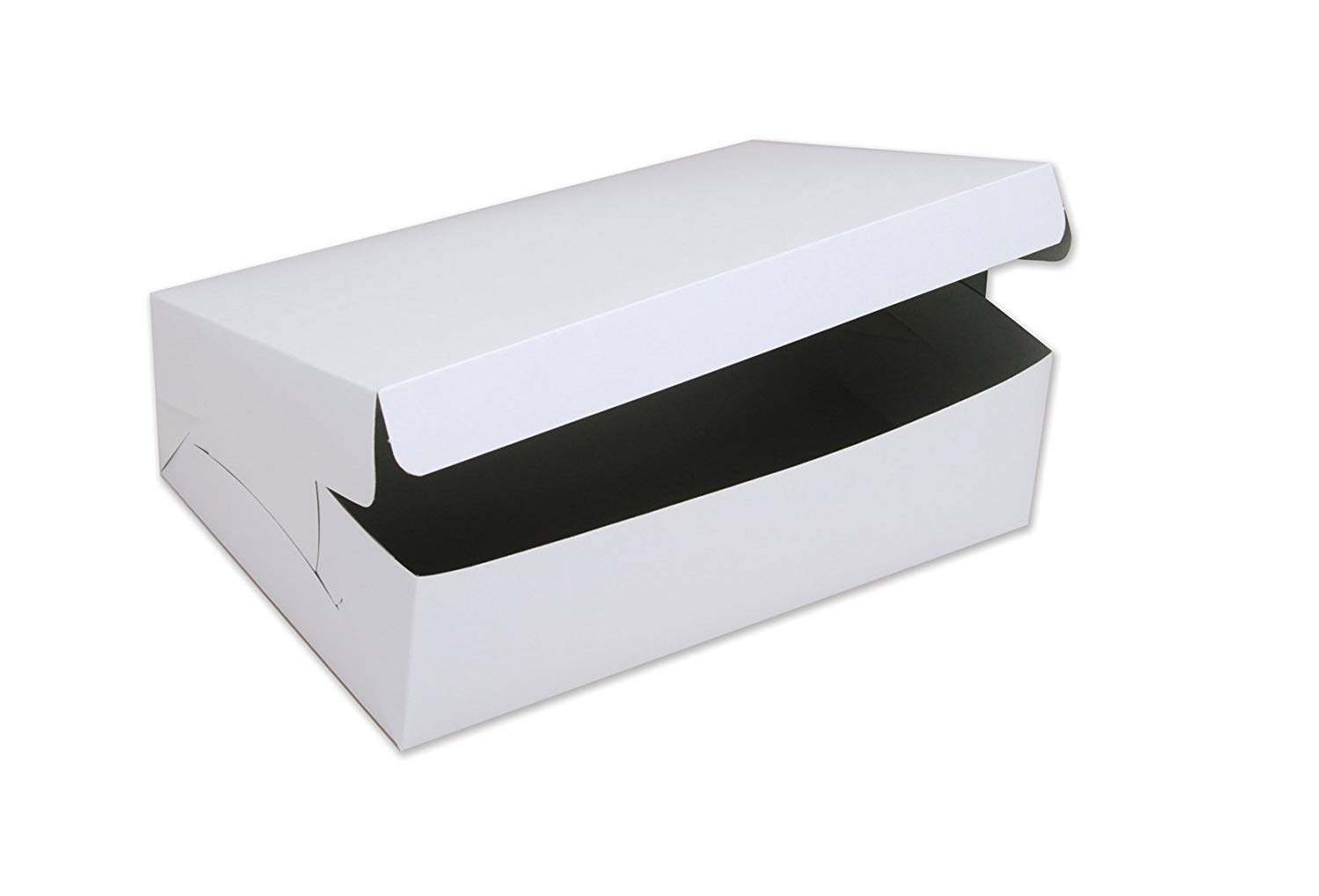 Cake Boxes 19 x 14 x 4 inch (Pack of 10)