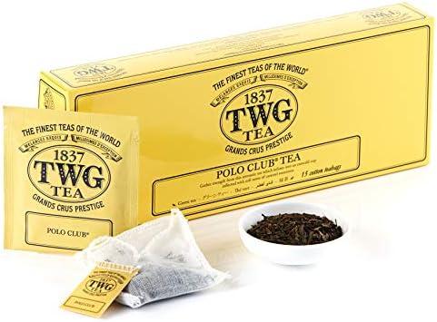 TWG Tea | Polo Club Tea, blend de té verde