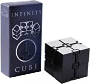 Infinity Cube Fidget Toy, Sensory Tool EDC Fidgeting Game for Kids and Adults, Cool Mini Gadget Best for Stress and Anxiety