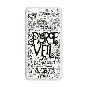 Pierce the Veil unique design Cell Phone Case for Iphone 6 Plus