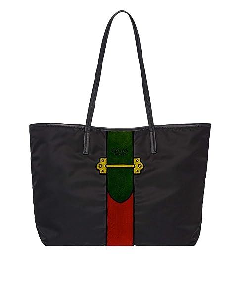 Amazon.com: Prada 1BG065 - Bolso bandolera para mujer, color ...