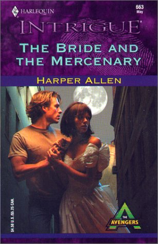 book cover of The Bride and the Mercenary