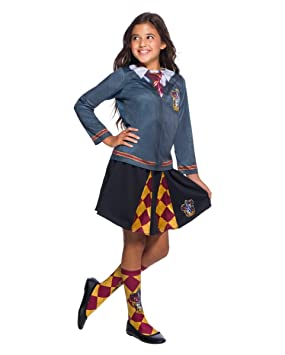 Camisa de Traje de Harry Potter para niños Gryffindor M: Amazon.es ...