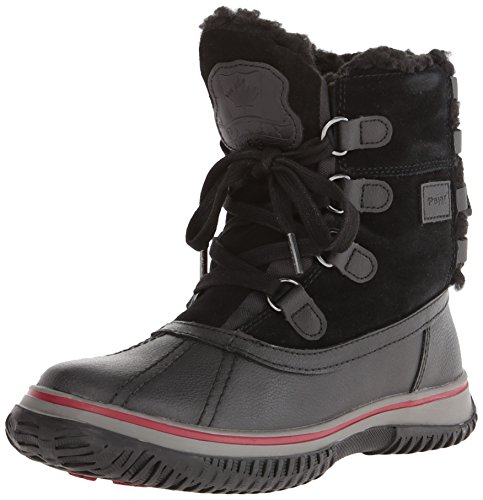Pajar Iceland Boots - Women's Black/Black 41 ()