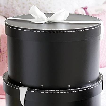 The Holding Company Hat Box