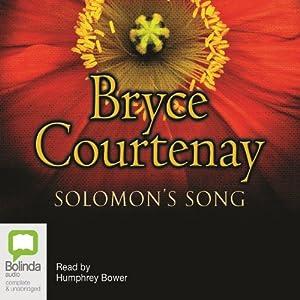 Solomon's Song Audiobook