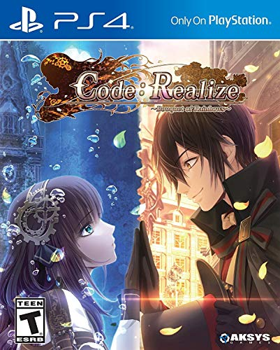 Code: Realize Bouquet of Rainbows - PlayStation 4 (Sims 3 Into The Future Product Code)