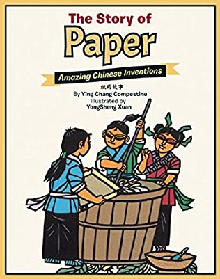 book cover of The Story of Paper