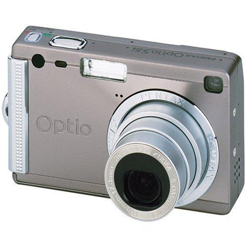 (Pentax Optio S5i 5MP Digital Camera with 3x Optical Zoom)