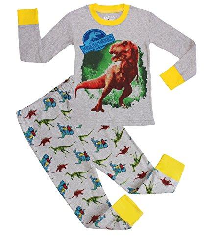 Babyroom Dinosaur pajamas toddler clothes