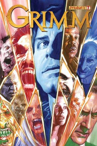 Grimm #1 (Regular Cover, Chosen Randomly)