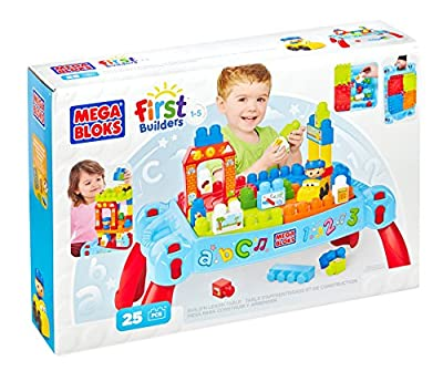 Mega Bloks Play N Go Table from Mega Brands America Inc. - Megabloks - Montreal