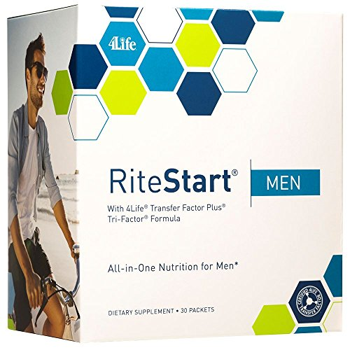RiteStart for Men by 4Life Transfer Factor by 4Life Transfer Factor