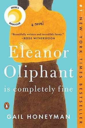 Eleanor oliphant is completely fine a novel kindle edition by print list price 1538 fandeluxe Images