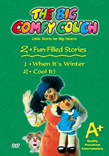 Amazon Com The Big Comfy Couch Time Out Let S Try Sharing