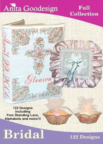 Bridal Embroidery Designs - 1
