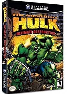 The Incredible Hulk: Ultimate Destruction - Gamecube