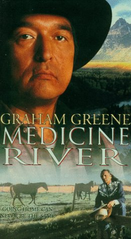Movie: Medicine River with Graham Greene, Tom Jackson, directed by Stuart Margolin