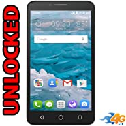 Alcatel Flint Unlocked 4G LTE Gsm 16GB Lcd 5.5 HD 8mp Quad Core Desbloqueado