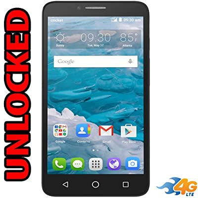 Alcatel Flint Unlocked 4G LTE Gsm 16GB Lcd 5.5 HD 8mp Quad Core Desbloqueado