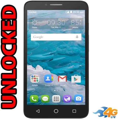 Alcatel Flint Unlocked 4G LTE Gsm 16GB Lcd 5.5 HD 8mp Quad Core Desbloqueado 51EG5lvcPyL