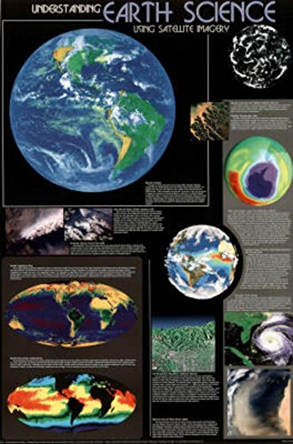 Earth Science Educational Science Chart Poster Print