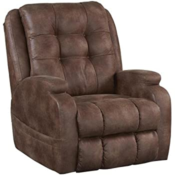 Catnapper Power Lift Full Lay-Out Recliner with Comfort Coil Seating Featuring Comfor-Gel  sc 1 st  Amazon.com & Amazon.com: CATNAPPER 642577177025 Malone Basil