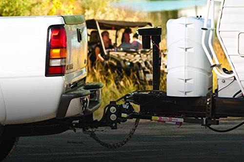 Equal-i-zer 4-point Sway Control Hitch, 90-00-1000, 10,000 Lbs Trailer Weight Rating, 1,000 Lbs Tongue Weight Rating, Weight Distribution Kit Includes Standard Hitch Shank, Ball NOT Included