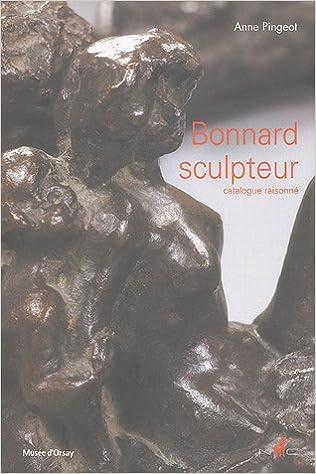 Lire en ligne Bonnard sculpteur pdf ebook