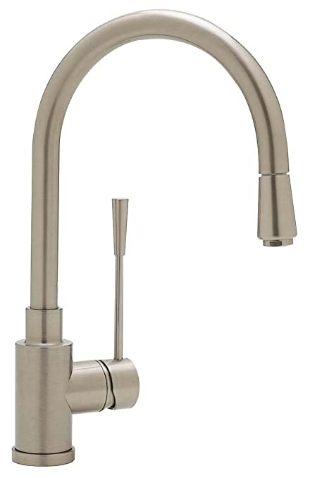 Merveilleux Blanco 157 098 ST Kontrole Kitchen Faucet With Metal Pull Down Spray,