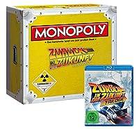 Winning Moves 44307 - Monopoly: Zurück in die Zukunft Collectors Edition (mit...