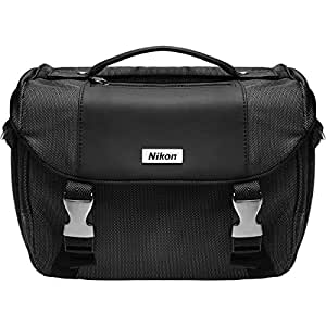 Nikon Deluxe Digital SLR Camera Case - Gadget Bag for D4s, D800, D610, D7100, D7000, D5500, D5300, D5200, D5100, D3300, D3200, D3100