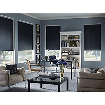 Amazon Com Shades 369 Custom Size Interior Roller Shades