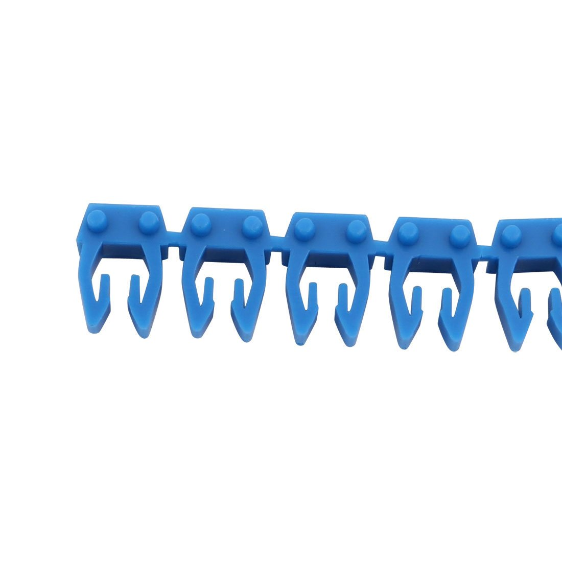 uxcell 20Pcs LettersW Network Cable Labels Markers Blue for 1.0-3.0mm Dia Wire