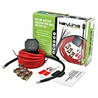 140 Amp Dual Battery Isolator by KeyLine Chargers