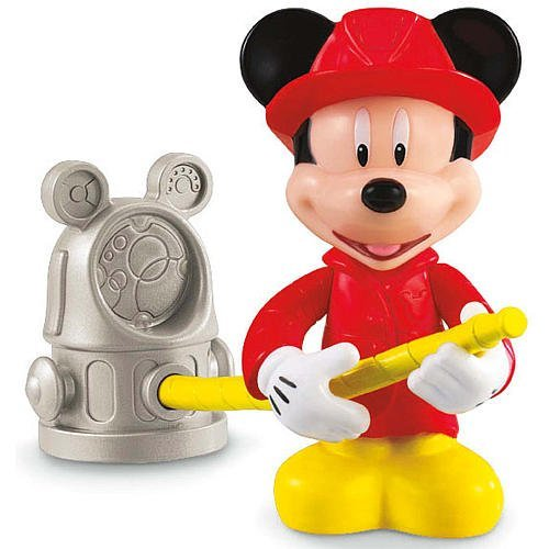 Mickey Mouse Clubhouse Fireman (Fireman Mickey Mouse)